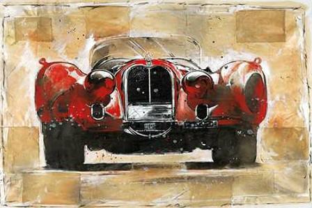 Wiley Marta G - Vintage Red