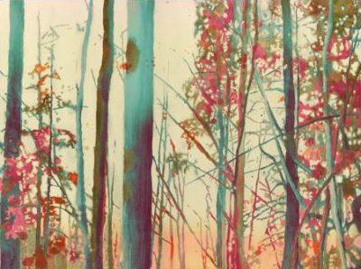 Pellisier Sandrine – Pink Arborescences