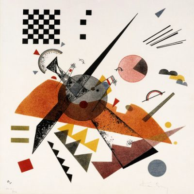 Wassily Kandinsky – Orange