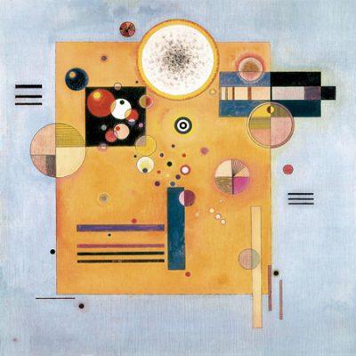 Wassily Kandinsky – Sanfter Nachdruck