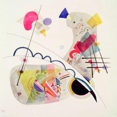Wassily Kandinsky – Grave Forme