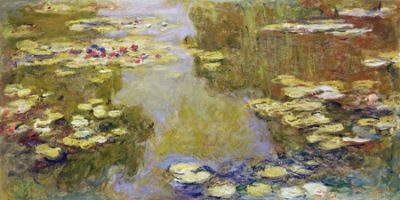 Claude Monet – The Lily Pond