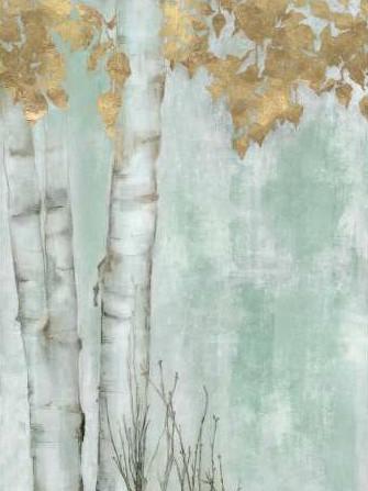 Hawksley Beverley – Golden Leaves I