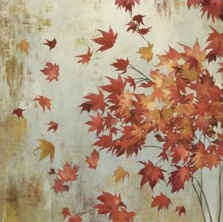 Jensen Asia - Crimson Foliage