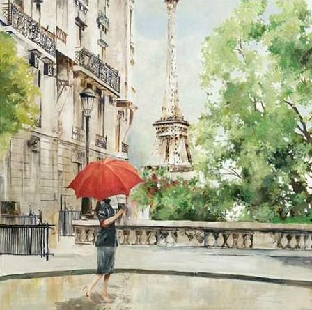 Pearce Allison - Paris Walk