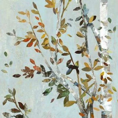 Pearce Allison – Birch with Leaves II