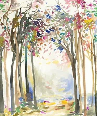 Pearce Allison – Sunny path I