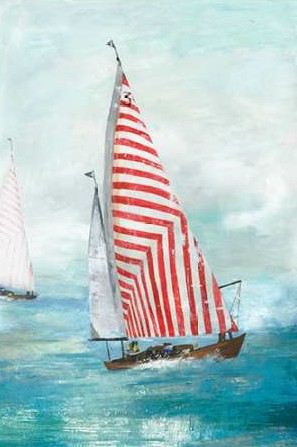 Pearce Allison – Red sails