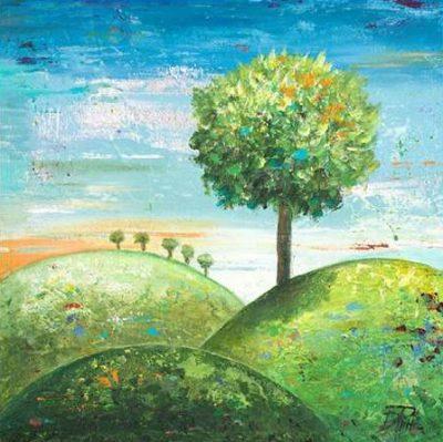 Pinto Patricia – Cute Tree I