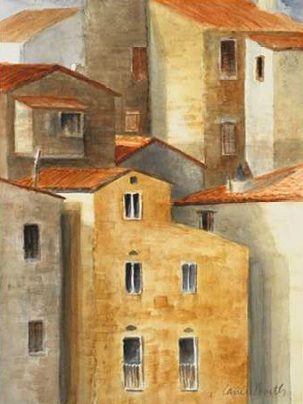 Loreth Lanie – Village of Pitiglione I
