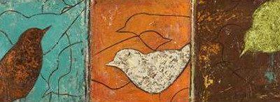 Pinto Patricia – Lovely Birds I