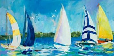Slivka Jane – The Regatta I