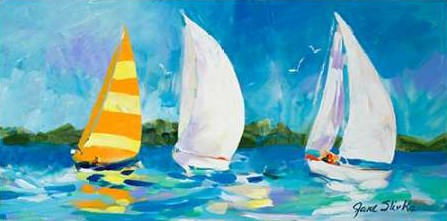 Slivka Jane - The Regatta II