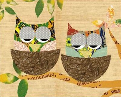 Schoen Claudia – Tree Owls