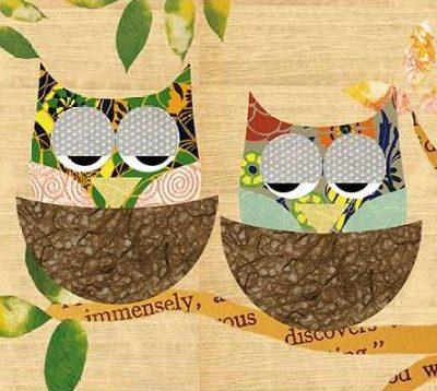 Schoen Claudia – Tree Owls