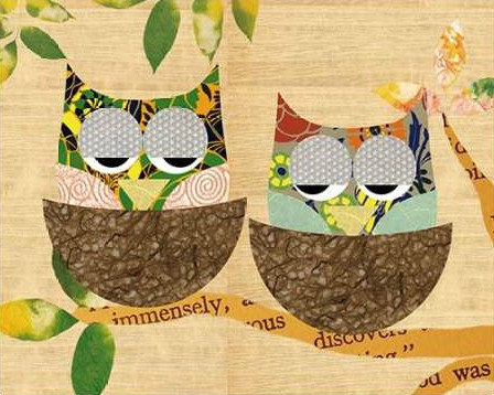 Schoen Claudia - Tree Owls