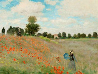 Claude Monet – Coquelicots