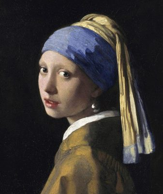 Sandro Botticelli – Girl With A Pearl Earring