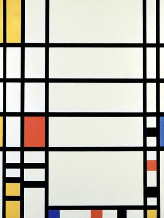 Piet Mondrian – Trafalgar Square