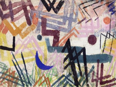 Paul Klee – The Power of Play in a Lech Landscape