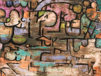 Paul Klee – After the Flood