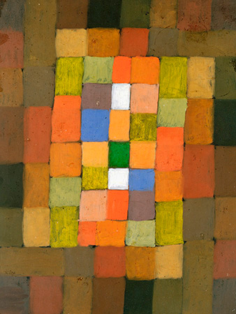 Paul Klee – Static Dynamic Gradation