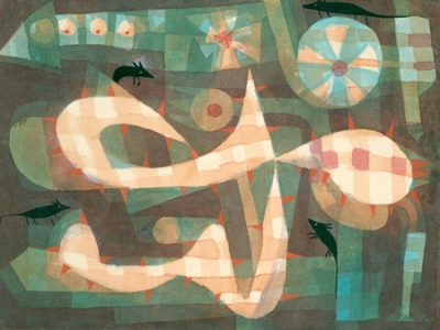 Paul Klee – The Barbed Noose with the Mice