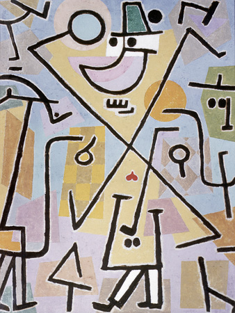 Paul Klee – Caprice in February