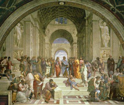 Raffaello – Scuola di Atene