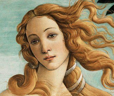 Sandro Botticelli – Nascita di Venere (detail)