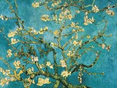 Vincent Van Gogh – Mandorlo in fiore