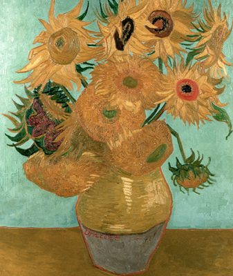 Vincent Van Gogh – Sunflowers I