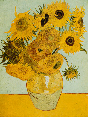 Vincent Van Gogh – Sunflowers