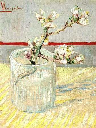 Vincent Van Gogh – Fleur dans un verre