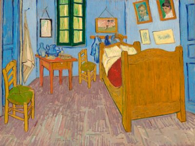 Vincent Van Gogh – Van Gogh s Bedroom at Arles