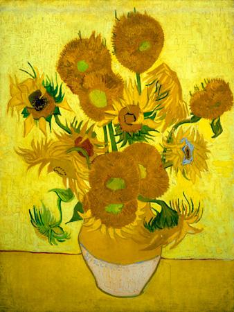 Vincent Van Gogh – Zonnebloemen