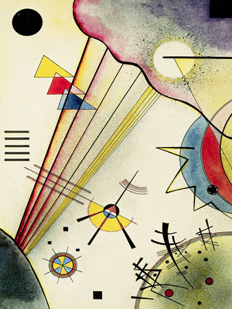 Wassily Kandinsky – Clear Connection