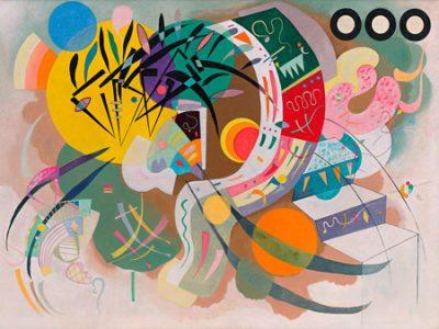 Wassily Kandinsky – Dominant Curve