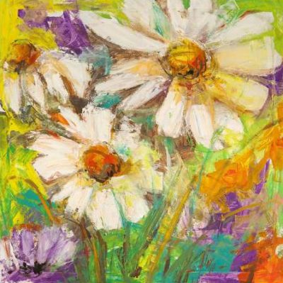 Luigi Florio – Margherite in fiore