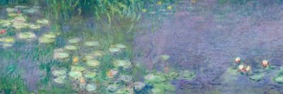 Claude Monet – Morning (detail I)