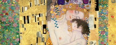 Gustav Klimt – Klimt Patterns The Three Ages of Woman