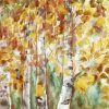 Tre Sorelle Studios - Watercolor Fall Aspens