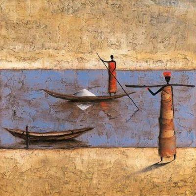 Rauscher Michel – River Voyage