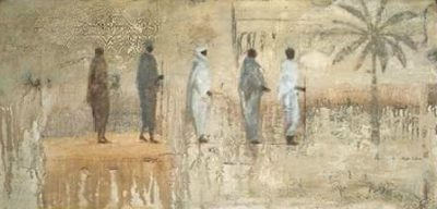 Sullivan Myles – Miraj Procession