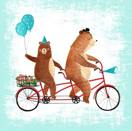 Lings Workshop - Bicycle Built For Bears