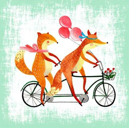 Lings Workshop - Foxes Like Bikes