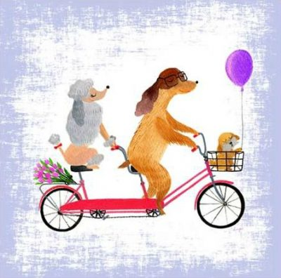 Lings Workshop – Barks and Bikes