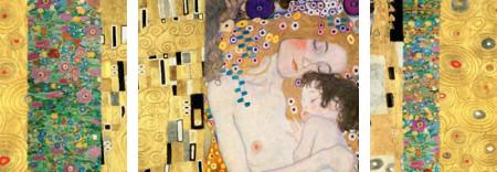 Gustav Klimt – Klimt Patterns The Three Ages of Woman - 3