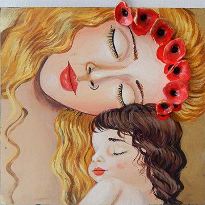 Όλγα – Μητέρα και παιδί
