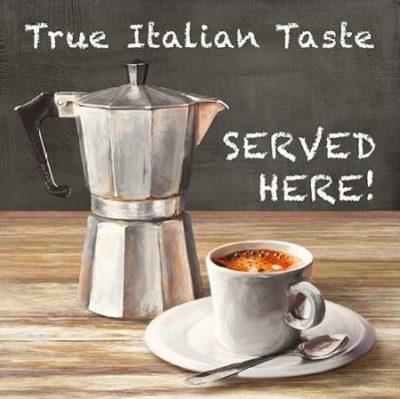 Teller Skip - True Italian Taste